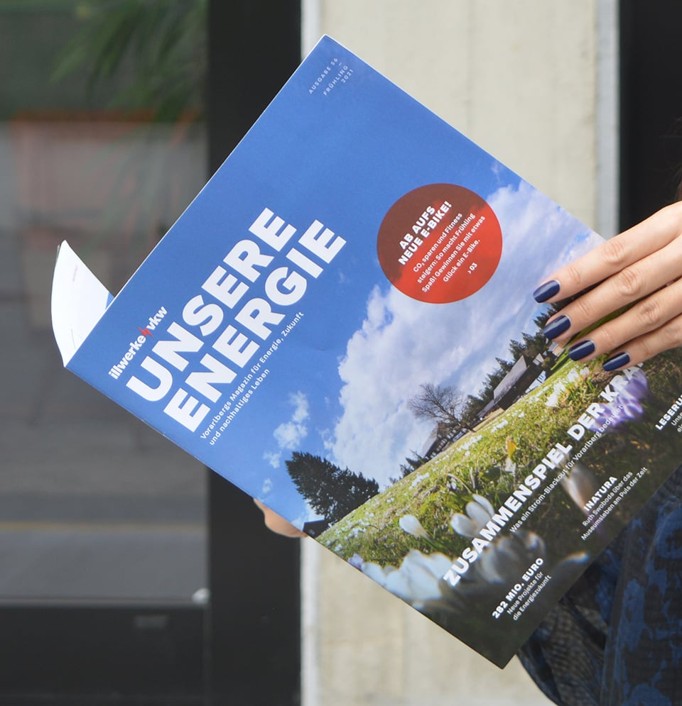 illwerke vkw Magazincover