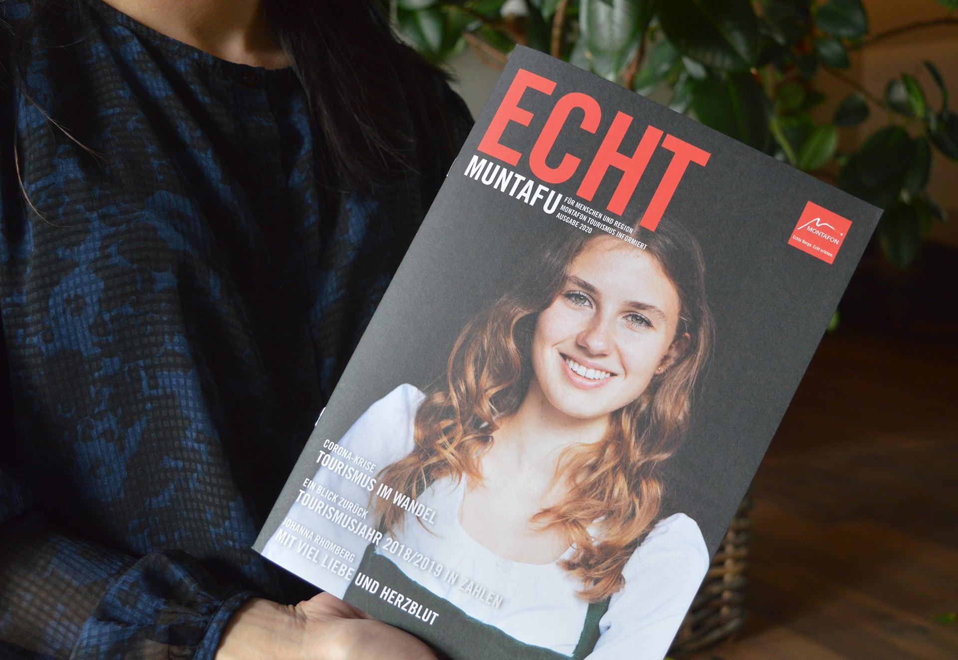 Cover Echt Munftafu Magazin